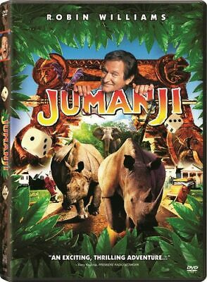 AU16.86 • Buy Jumanji (1995 Robin Williams) DVD NEW