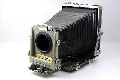 【Rare】Wista Rittreck View 4x5 Large Format Camera  -Very Good From Japan F/S				 • 264.75£