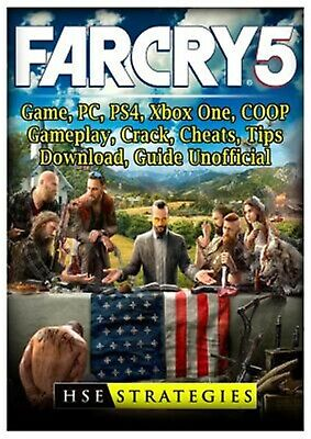 AU22.69 • Buy Far Cry 5 Game Pc Ps4 Xbox One Coop Gameplay Crack Cheats By Strategies Hse