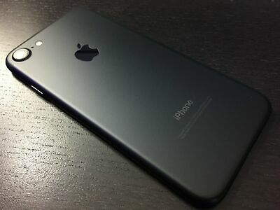 AU380.99 • Buy New In Sealed Box Apple IPhone 7 Unlocked Smartphone/128GB/BLACK