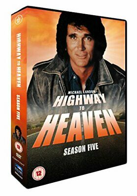 Highway To Heaven - Season Five [UK DVD] - DVD  UYVG The Cheap Fast Free Post • 20.98£