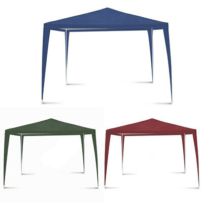AU69 • Buy Hacienda 3x3m Marquee Pop Up Gazebo Tent Picnic/BBQ/Garden/Backyard/Camping