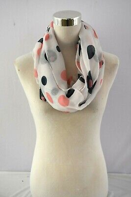 $3.99 • Buy Multi Color Pod-dot, Light Weight, Soft, Infinity,loop Circle Scarf.