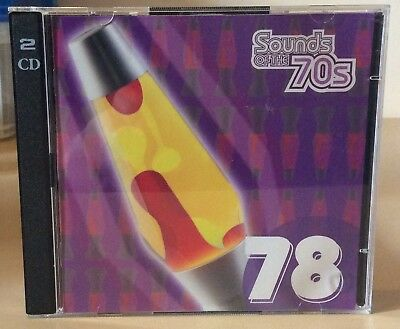 Sounds Of The 70s 1978 78 - Time Life CD TL 469/01 • 12£