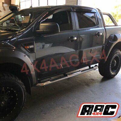 AU149.99 • Buy NEW Side Door Body Molding Cladding Trim Fit Ford Ranger PX PX2 PX3 2012-2018
