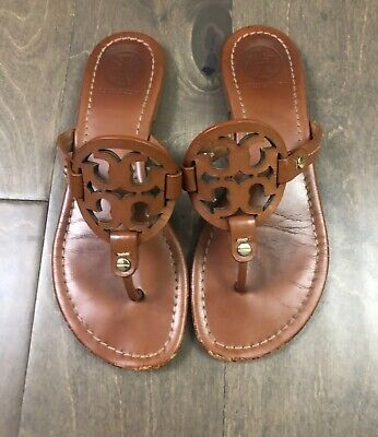 3baed9e9e Tory Burch Miller Sandals Size 7 • 90.00