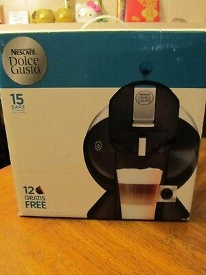 $89.88 • Buy Krups Nescafe Dolce Gusto Melody 2 Single Serve Espresso Coffee Maker