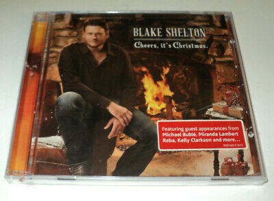 Blake Shelton Cheers Its Christmas.Blake Shelton Christmas Cd