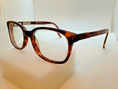 792cd25599e9 Ernest Hemingway Eyeglasses RX Frame H4602 Tortoise 50-17-145 French Shell  • 19.75