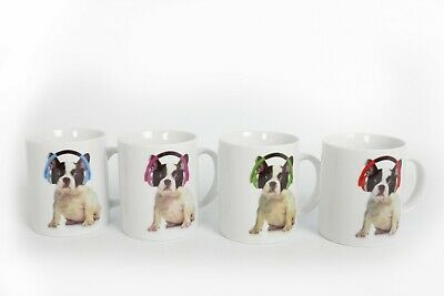 French Bulldog Mug Mugs Cups For Tea Or Coffee Ideal Gift Sifcon • 16.99£