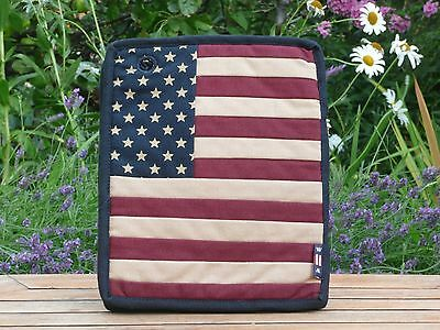 £20 • Buy American, Stars And Stripes Ipad Case In 100%cotton