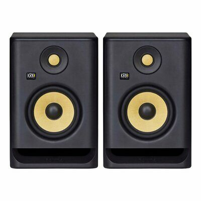KRK Rokit RP5 G4 (Pair) Active Powered DJ Studio Monitor Speakers • 276£