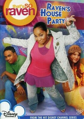 That's So Raven: Raven's House Party DVD NEW • 9.84£