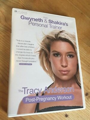 £14.99 • Buy The Tracy Anderson Method Presents Post-Pregnancy Workout [DVD] - DVD  Fitness