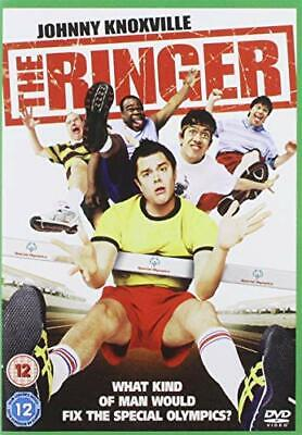 The Ringer-asda Excl [DVD] - DVD  52VG The Cheap Fast Free Post • 3.49£