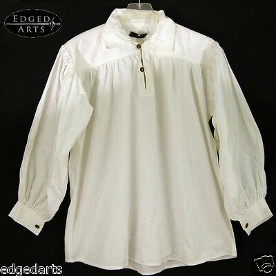 £24 • Buy Cotton Shirt For Costume And Reenactment, Larp, Fancy Dress And Cosplay