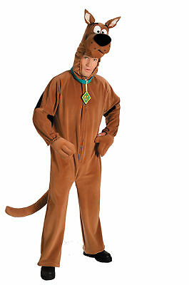 SCOOBY DOO Mascot Costume Adult Plush Deluxe Halloween Dog • 76.94£