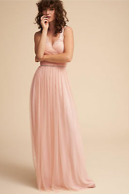 e2a199913c Nwt Bhldn Rose Fleur Dress- Size 4 • 124.99