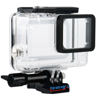 $ CDN12.56 • Buy Underwater Housing Case Waterproof Protective Cover For Gopro Hero 5 6 7Camera