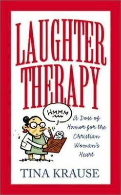 $ CDN5.42 • Buy Laughter Therapy : A Dose Of Humor For The Christian Woman's Heart