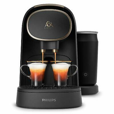 View Details Exclusive Coffee Maker Capsule Twin L'or Barista With Graef Leche19 BAR • 281.32£