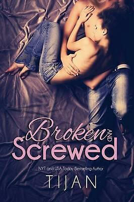 AU27 • Buy Broken And Screwed By Tijan (English) Paperback Book Free Shipping!