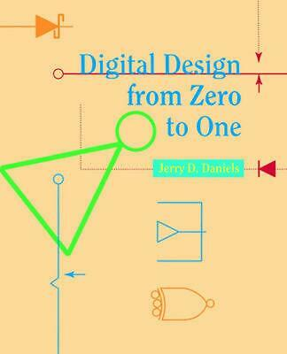 AU218.52 • Buy Digital Design From Zero To One By Jerry Daniels (English) Paperback Book Free S