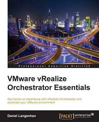 AU77.42 • Buy Vmware VRealize Orchestrator Essentials By Daniel Langenhan (English) Paperback