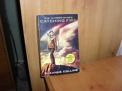 £4.99 • Buy The Hunger Games Catching Fire Suzanne Collins  Book