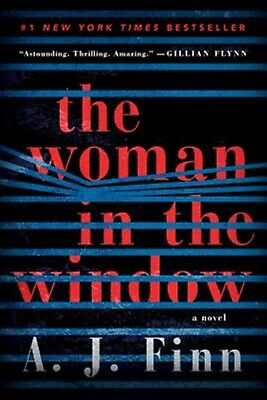 AU47.98 • Buy The Woman In The Window By Finn, A. J. 9780062678416 -Hcover