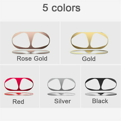 $ CDN1.13 • Buy Film Sticker Dust Guard For AirPods Airpod Iron Shavings Protective Cover 1PAIR