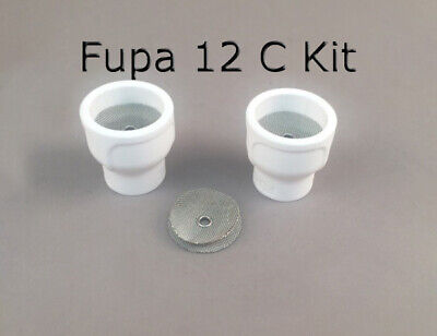 AU45.82 • Buy FUPA 12 Ceramic Cup Kit Made In The USA