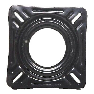 $ CDN23.71 • Buy Springfield Boat Seat Swivel Mount 1100007 | 6 3/4 X 6 3/4 Inch Black