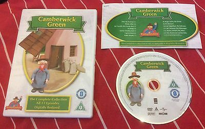 £4.99 • Buy Camberwick Green - The Complete Collection (DVD, 2007) All 13 Episodes