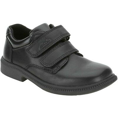 Brand New Junior Boys Clarks Deaton Shoes UK Size 8 G • 30£