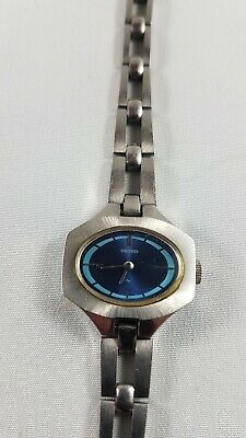 $ CDN110 • Buy Vintage Women's Seiko Wrist Watches, Serviced Works Great Collector Watch