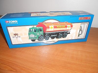 CORGI 24203 Leyland Elliptical Tanker  Shell/BP  • 45£