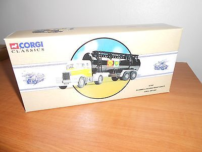 CORGI 97840 Scammell Highwayman Tanker  Shell/BP  • 38£