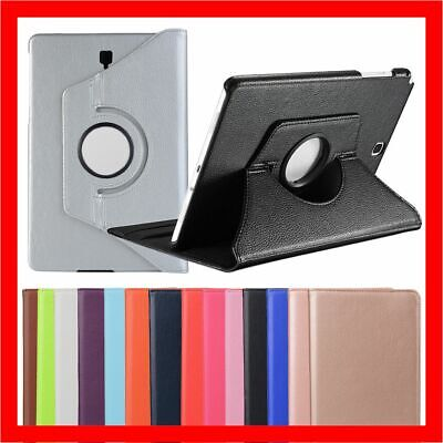AU9.75 • Buy Leather Flip Case Cover For Samsung Galaxy Tab A S2 S4 10.5  10.1  9.7  8.0  7.0