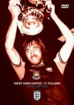 £4.70 • Buy 1975 Fa Cup Final - 1975 FA Cup Final West Ham United V Fulham [DVD] - DVD  4PVG