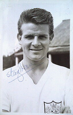 £24 • Buy STAN BROWN – FULHAM FC 1960's SIGNED FOOTBALL PHOTO