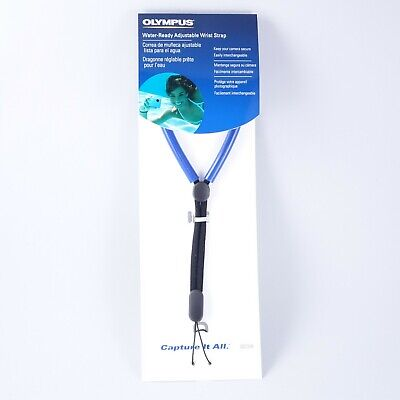 Olympus Water-Ready Wrist Strap For Compact Underwater Cameras #Q56 • 5.71£