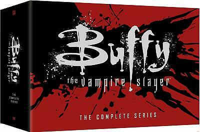 $125 • Buy Buffy The Vampire Slayer: Complete Series 1-7 DVD Set New Anniversary Edition