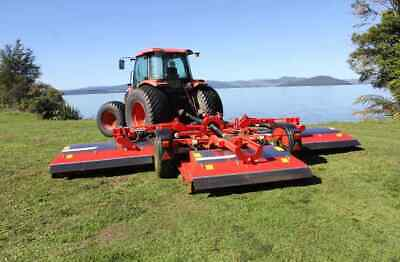 AU24950 • Buy 2014 Howard Pegasus/Trimax Pegasus/S3 G3 493/PTO Tractor/Mower/Slasher