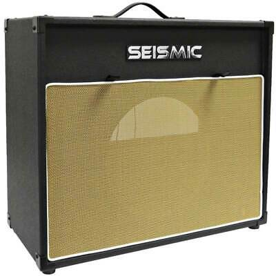 AU182.33 • Buy Seismic Audio 1x12 GUITAR SPEAKER CAB EMPTY 12  Cabinet - Vintage NEW