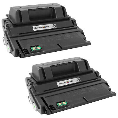 $ CDN82.45 • Buy 2PK Compatible Q1339A 39A For HP Black Laser Toner Cartridge For 4300dtns 4300tn