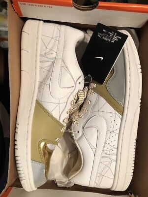 Nike X Atmos Court Force Low 'Bling' Pack. Size UK 10 • 160£