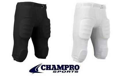$19.99 • Buy Champro Touchback Non-Integrated (No Pads) Football Pants Adult Or Youth - FP12