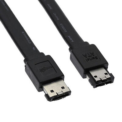 AU10.29 • Buy 3 Ft (1 Meter) High Performance ESATA To ESATA 3.0Gbps Shielded Data Cable