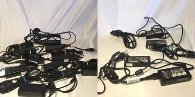 $ CDN91.28 • Buy HP Laptop Power Supply Lot Of Power Supplies 12 & 1 Dell Power Supply